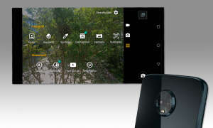 Motorola Moto Z3 Play im Test - Kamera