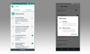 Motorola Moto Z3 Play im Test - Einstellungen
