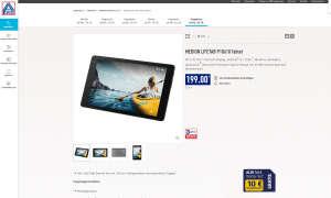 Aldi Nord Medion Lifetab P10610 Tablet