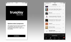 Sonos Beam im Test - Controller App