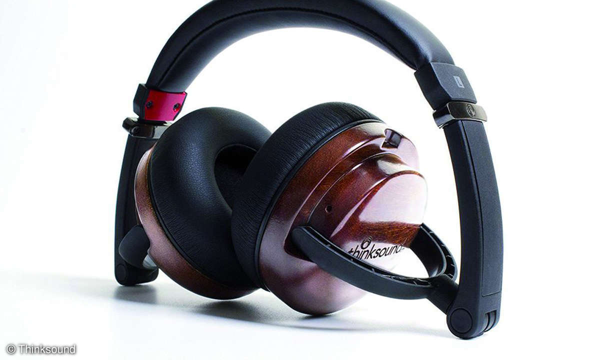 Thinksound On2 On-Ear-Kopfhörer