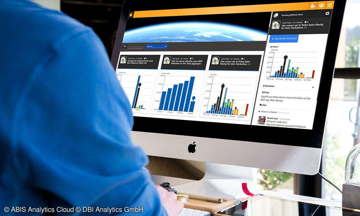 ABIS Analytics Cloud Produktbild 2
