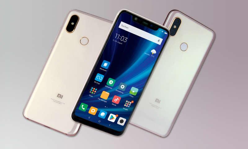 b5cc2d2c62f1 Xiaomi Mi 8 im Test - connect