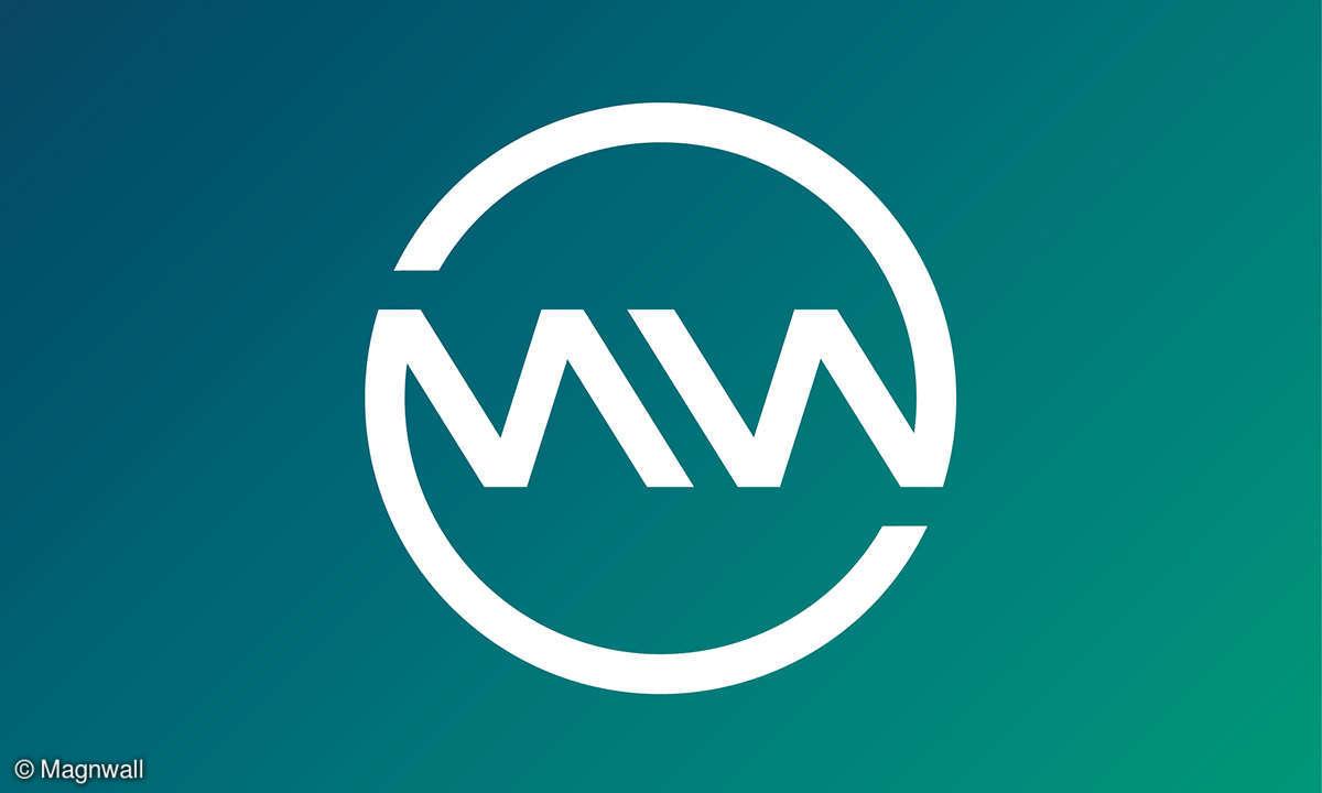 Magnwall Logo