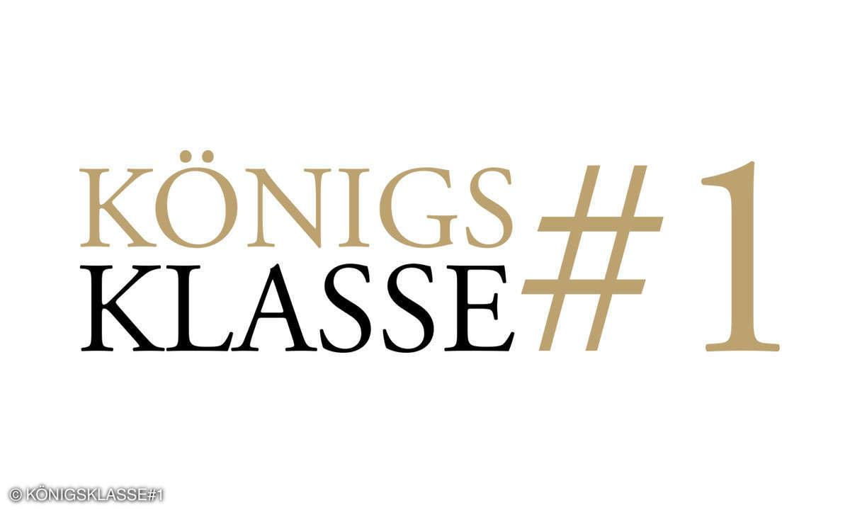 KÖNIGSKLASSE#1 Logo