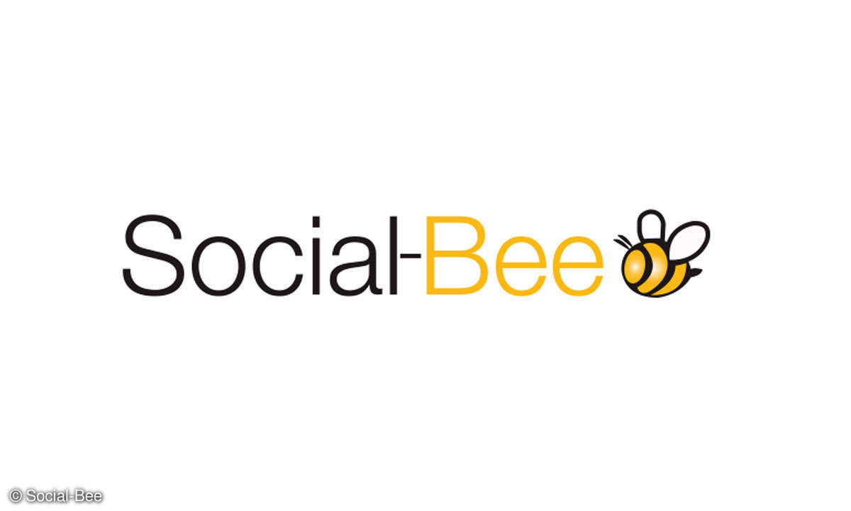 Social-Bee Logo