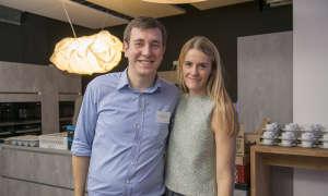 Social-Bee Gründer Zarah und Max