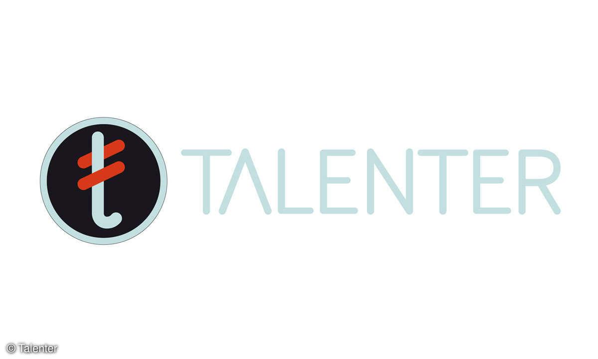 Talenter Logo