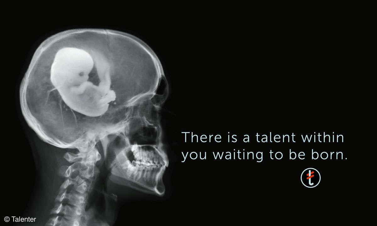 Talenter Born
