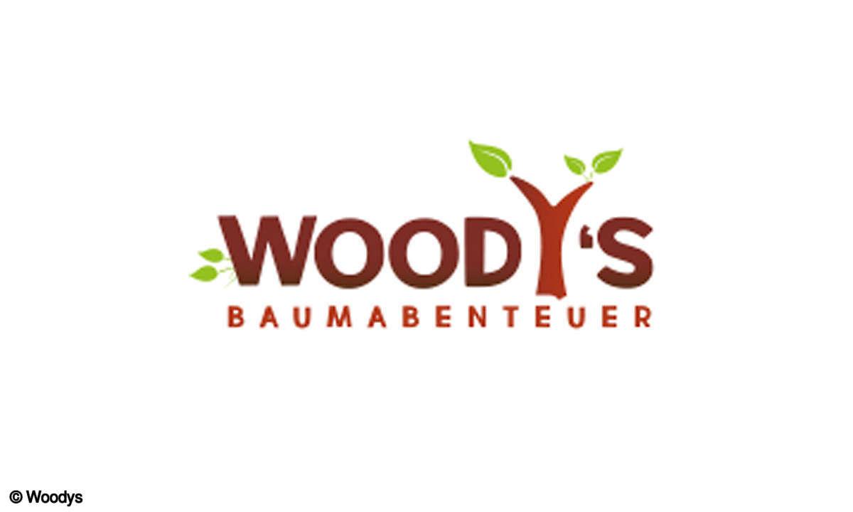 Woody's Baumabenteuer Logo