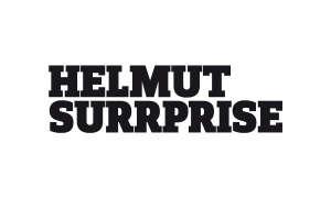 Helmut Surprise Logo