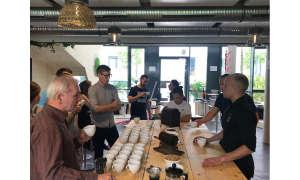 Münchner Kafferösterei Kaffeeseminar
