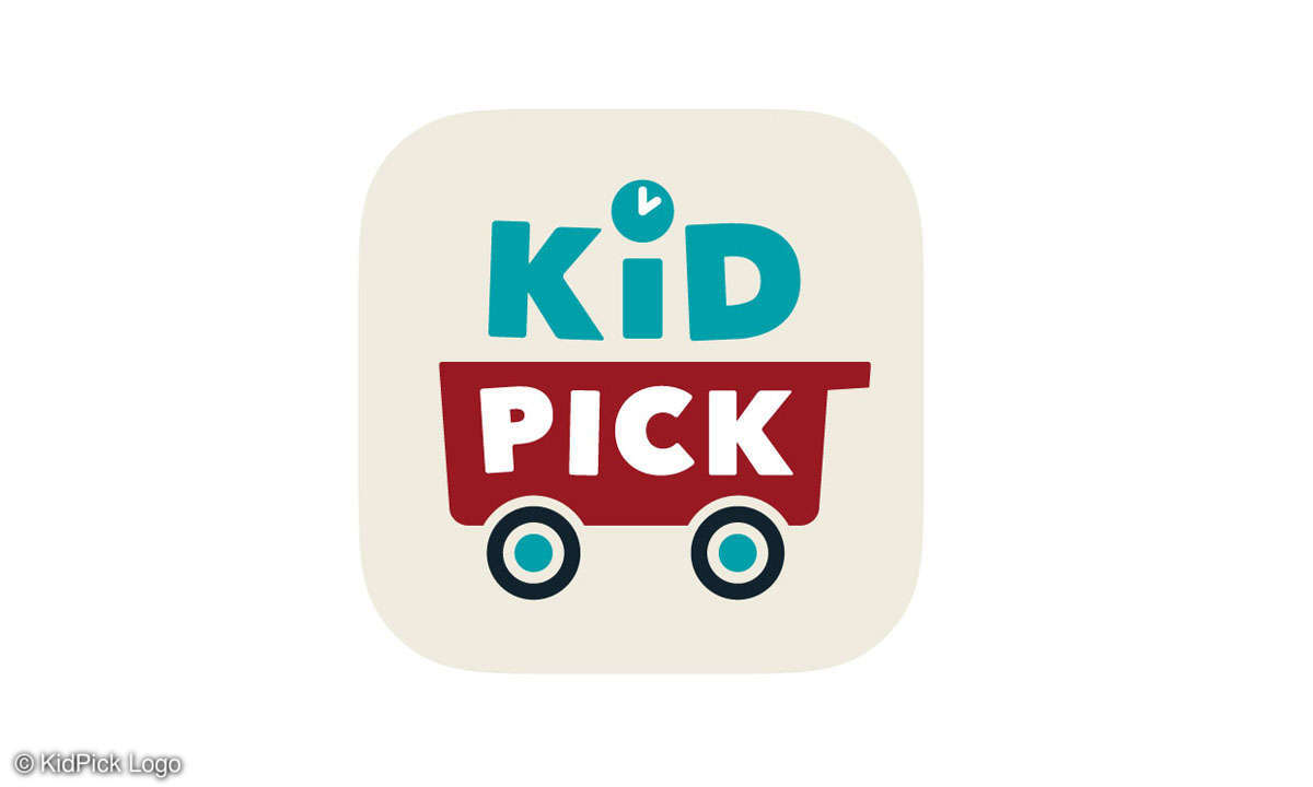 KidPick Logo