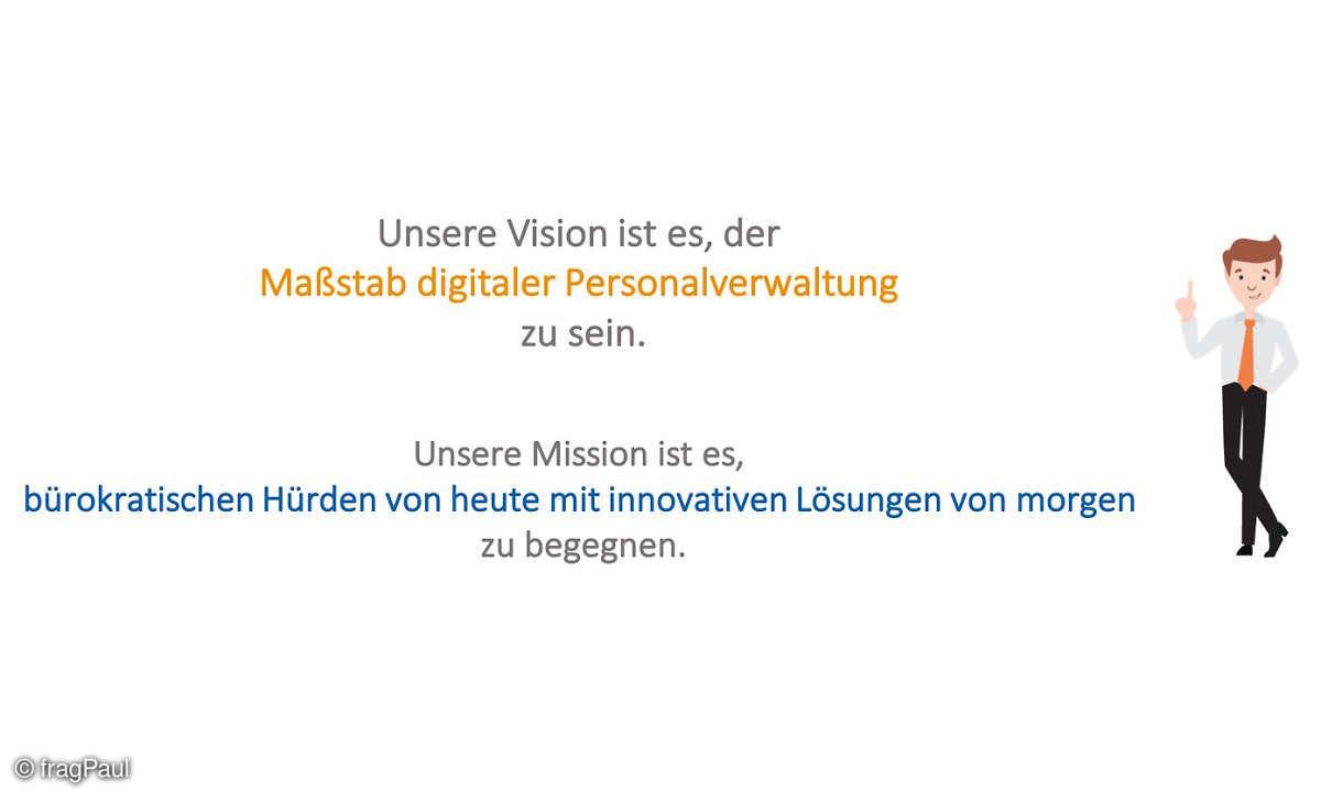 fragPaul Vision