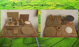 Rice Straw Power Produkte