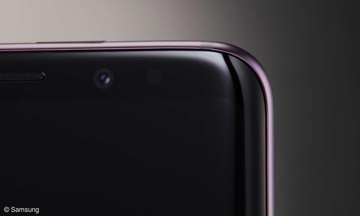 Samsung galaxy s10 unter display kamera