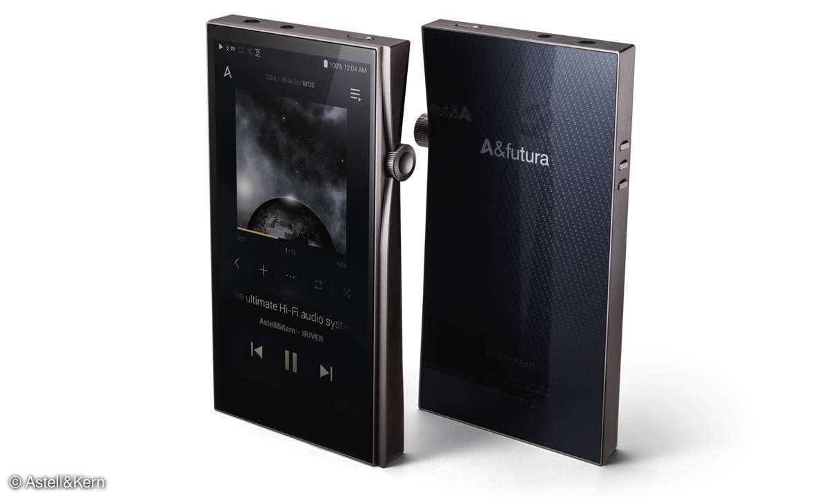 Astell&Kern: A&futura SE100 MP3-Player im Test