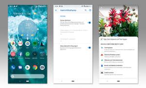 Android 9 und iOS 12 im Vergleich: Android 9 - Extras