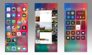 Android 9 und iOS 12 im Vergleich: iOS 12 - Look & Feel