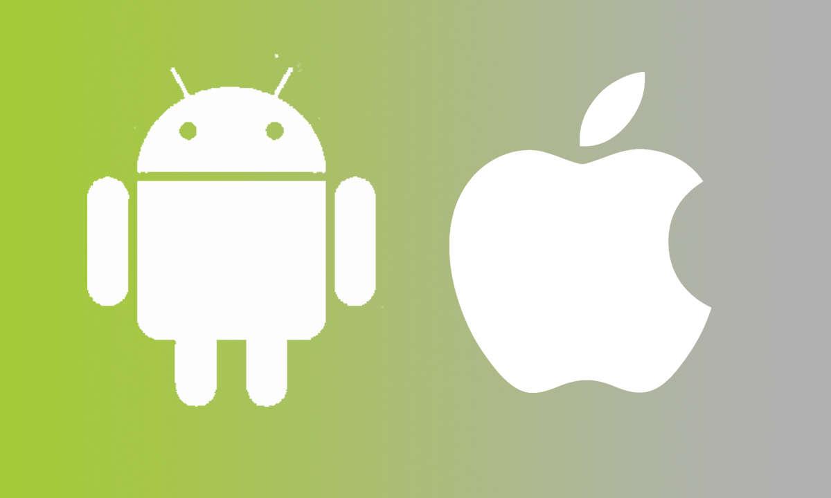 Android 9 und iOS 12 im Vergleich
