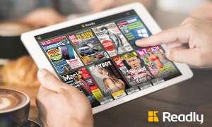 Magazin-Flatrate digitale Zeitschriften