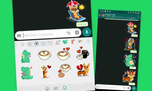 Whatsapp Update Bringt Sticker Für Alle So Funktionierts