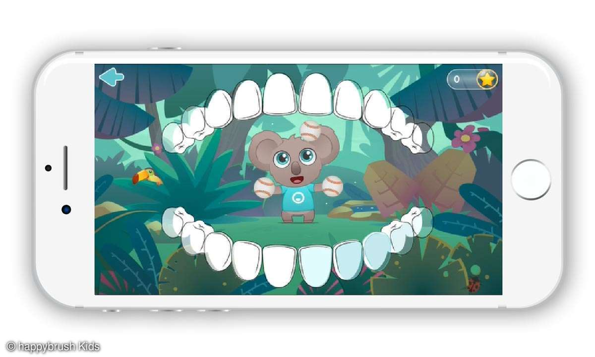 happybrush Kids Zeichenfläche