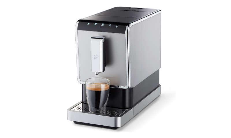 kaffee vollautomat esperto caff von tchibo im test connect. Black Bedroom Furniture Sets. Home Design Ideas