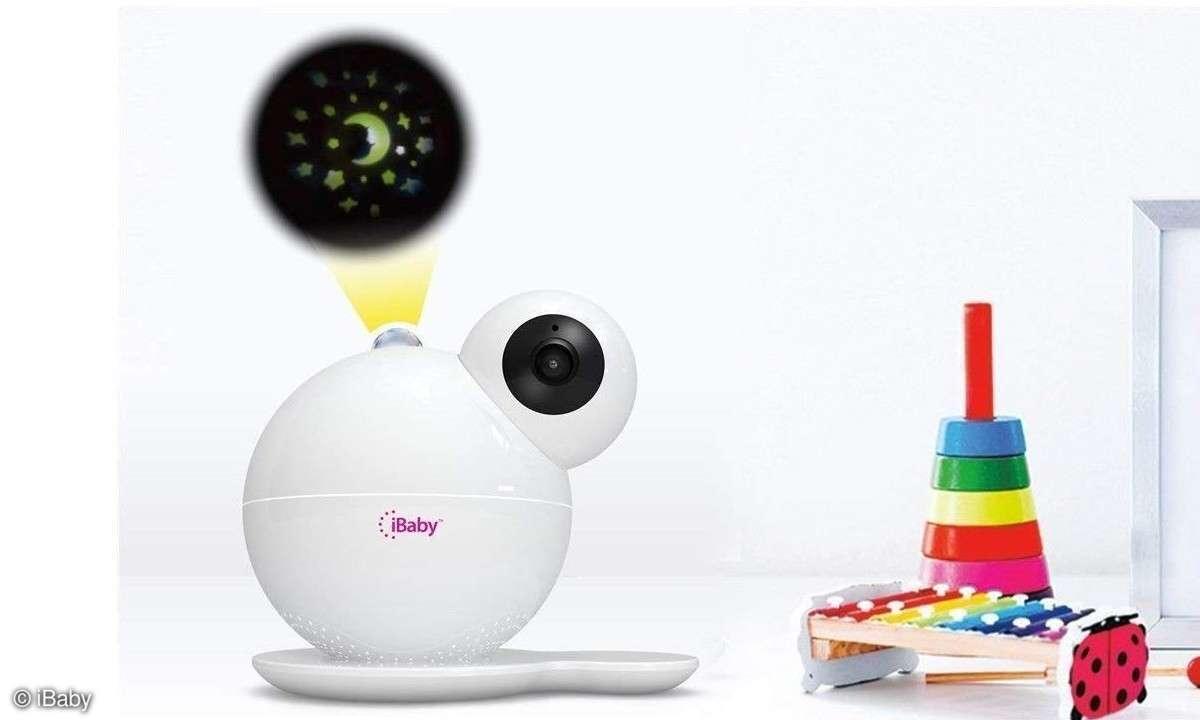 WLAN-Überwachungskamera für Babys
