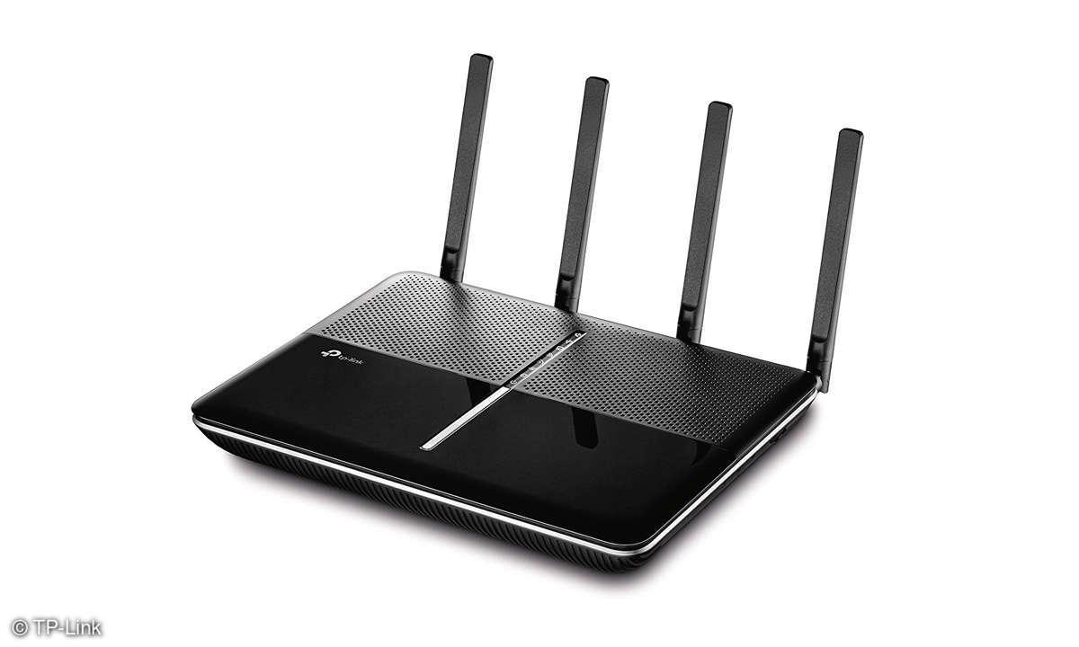 Endlich am Ziel: 5 WLAN-Router im Test: TP-Link Archer VR2800v