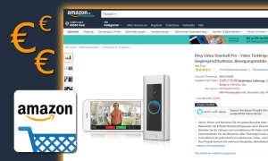 Ring Video Doorbell Pro bei Amazon im Angebot