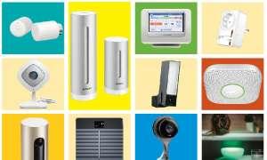 Steuerzentrale für smarte Geräte