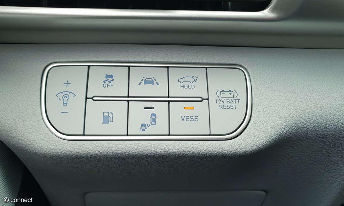 Hyundai Nexo Assistenzsysteme