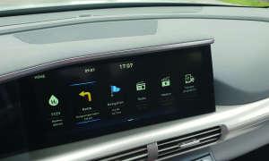 Hyundai Nexo Touchscreen