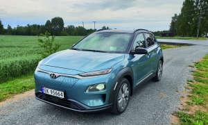 Hyundai Kona Elektro SUV