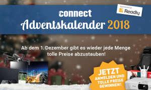 Weihnachtskalender Gewinnspiel
