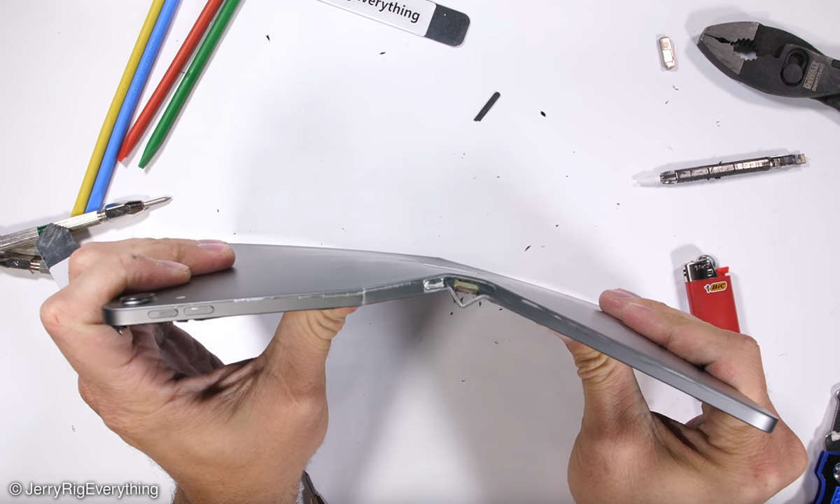 iPad Pro Bendgate