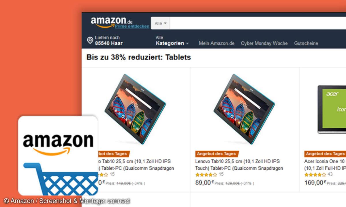 Amazon Cyber Monday Deals Smartphone Tablet
