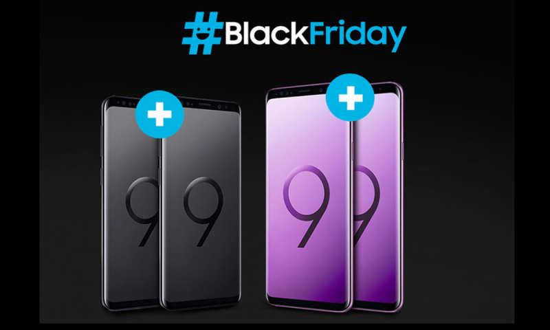 Black Friday Zwei Samsung Galaxy S9 Plus Zum Preis Von Einem