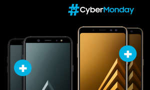 Samsung Galaxy-A-Serie Cyber Monday