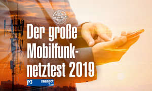connect Mobilfunknetztest 2019