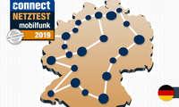 connect Mobilfunknetztest 2019 Deutschland