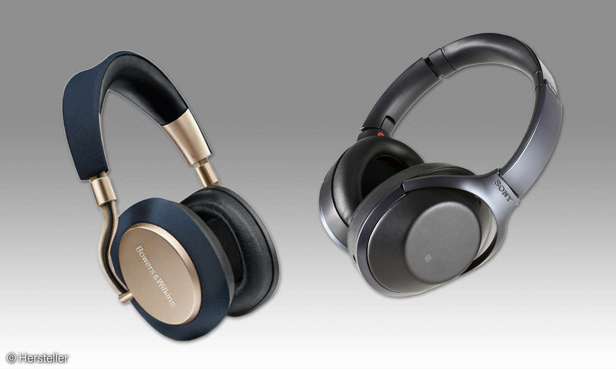 Noise-Cancelling-Kopfhörer bis 450 Euro