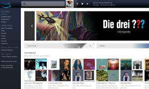 amazon music unlimited webplayer