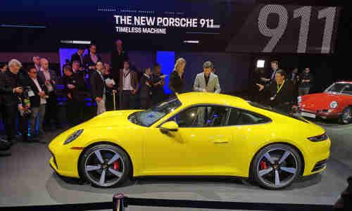 Der neue Porsche 911er - Assistenzsysteme, Infotainment und