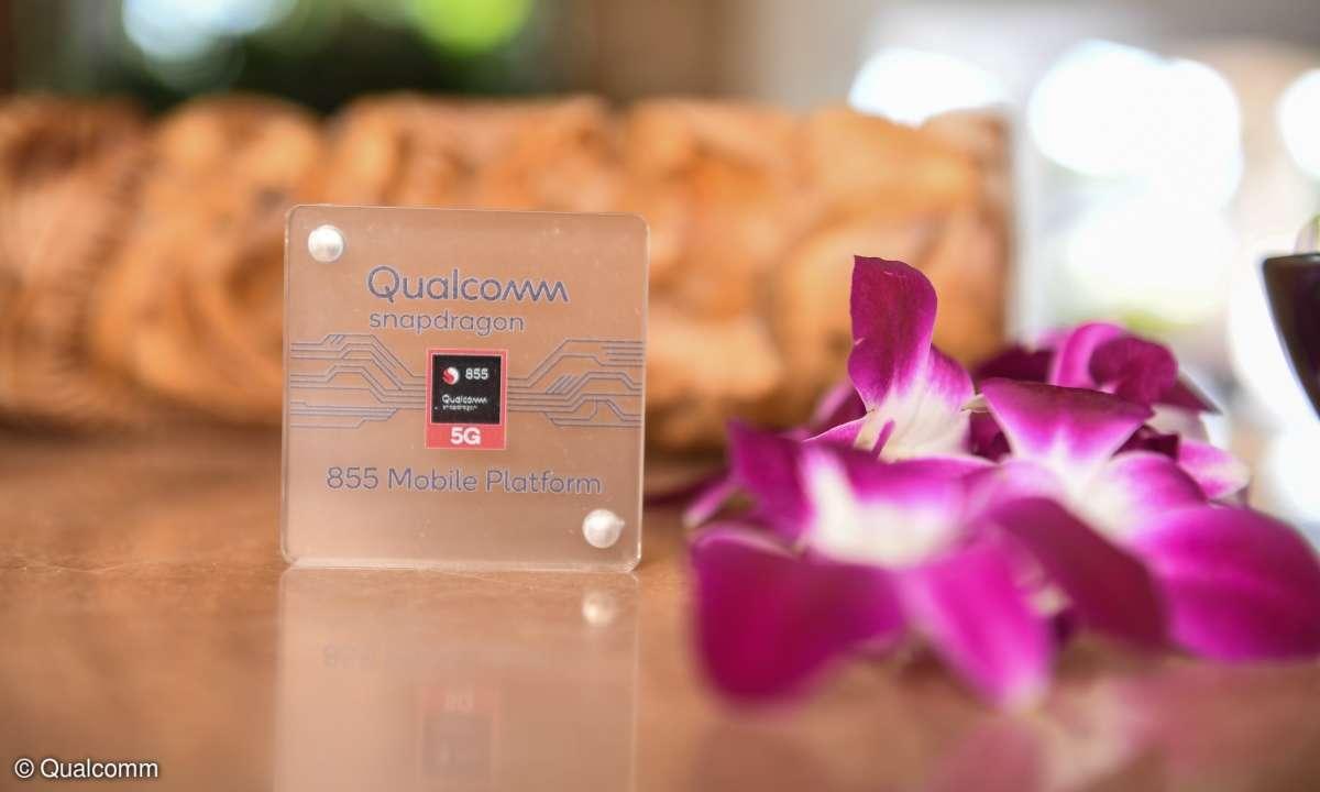 Qualcomm stellt Chipsatz Snapdragon 855 vor
