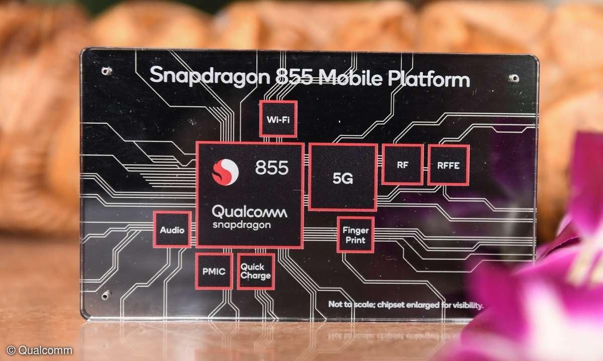 Snapdragon 855 Mobile Plattform