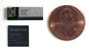 Qualcomm ergänzt hierzu den 855-Chipsatz um das X50-Modem
