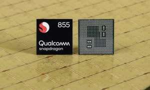 Qualcomms Snapdragon 855 - Wafer