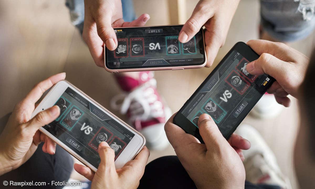 Gaming-Smartphone